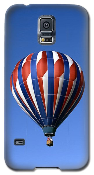 Flying The Red White And Blue Iphone Case Galaxy S5 Case