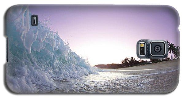 Foam Wall Galaxy S5 Case by Sean Davey