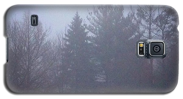 Fog And Mist Galaxy S5 Case