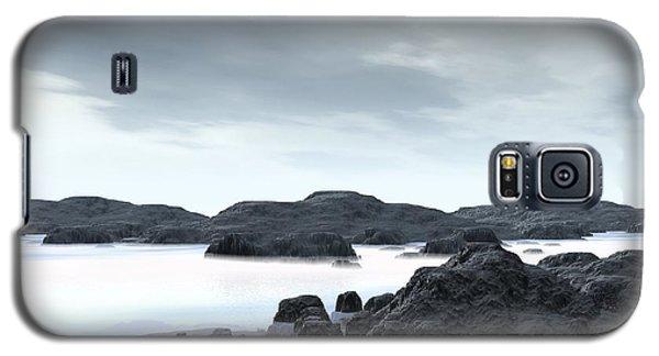 Fog Galaxy S5 Case by John Pangia