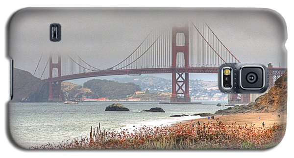 Foggy Bridge Galaxy S5 Case