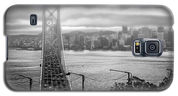 Foggy City Of San Francisco Galaxy S5 Case