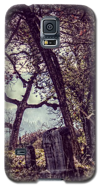 Galaxy S5 Case featuring the photograph Foggy Memories by Melanie Lankford Photography