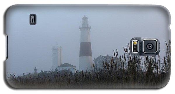 Foggy Montauk Lighthouse Galaxy S5 Case by Karen Silvestri