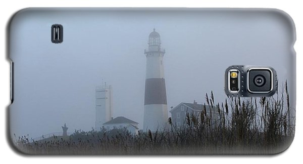 Foggy Montauk Lighthouse Galaxy S5 Case
