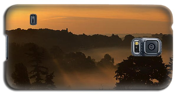 Foggy Morning At Valley Forge Galaxy S5 Case