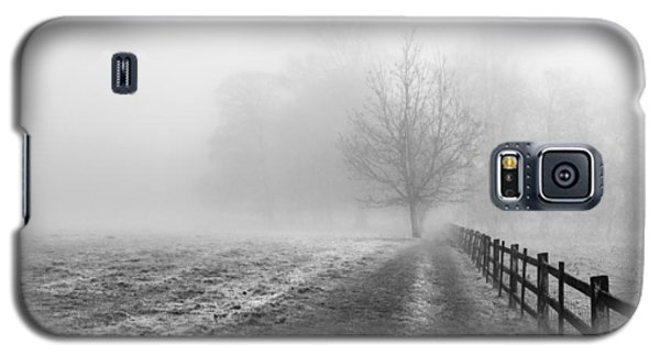 Foggy Morning. Galaxy S5 Case