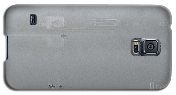 Foggy Morning In Paradise - 01 Galaxy S5 Case