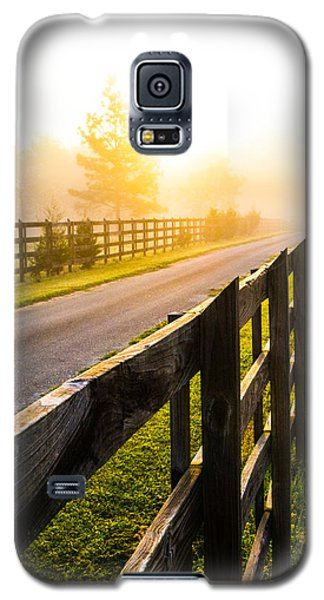 Foggy Morning Galaxy S5 Case by Shelby  Young