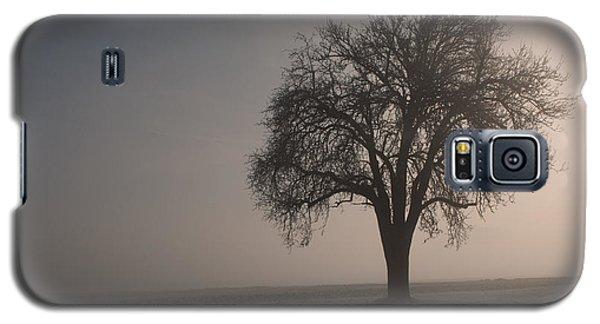 Foggy Morning Sunshine Galaxy S5 Case