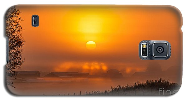Foggy Morning Galaxy S5 Case by Torbjorn Swenelius