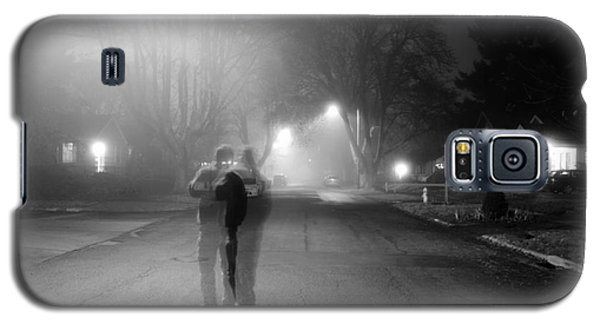 Foggy Night Galaxy S5 Case