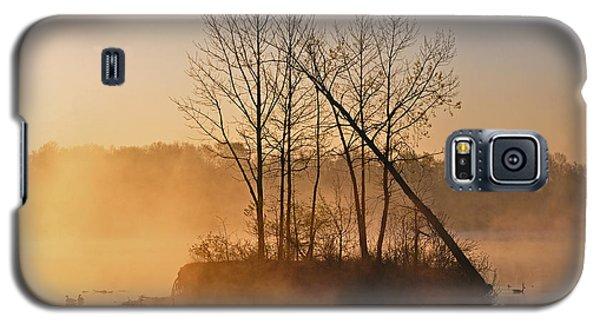 Foggy Ohio Morning Galaxy S5 Case