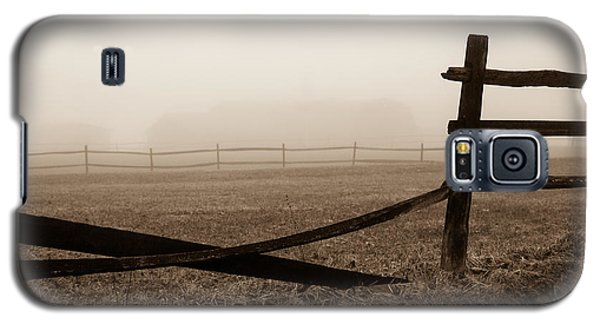 Foggy Pasture Galaxy S5 Case