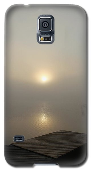 Foggy Reflections Galaxy S5 Case by Debbie Oppermann