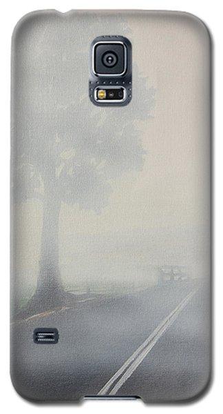 Foggy Road Galaxy S5 Case