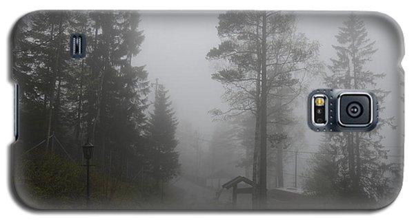 Foggy Romance 1 Galaxy S5 Case