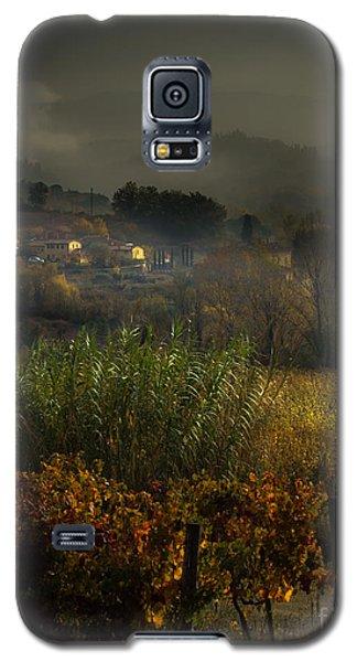 Foggy Tuscan Valley  Galaxy S5 Case