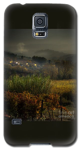 Foggy Tuscan Valley  Galaxy S5 Case