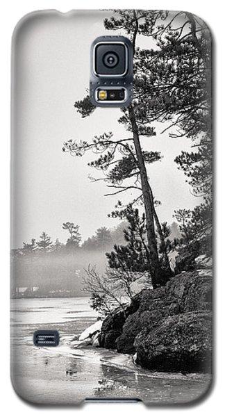 Foggy Winnisquam Galaxy S5 Case