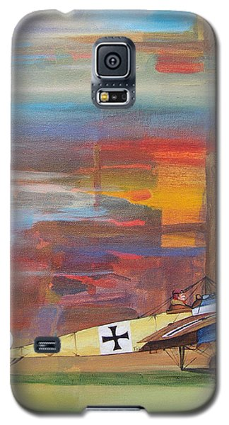 Fokker Ready Galaxy S5 Case