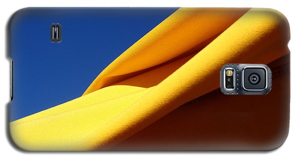 Fold Galaxy S5 Case by David Pantuso