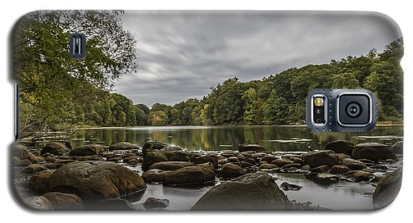 Galaxy S5 Case featuring the photograph Foliage by Anthony Fields