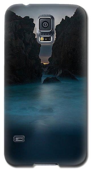 Follow The Light.... Big Sur Galaxy S5 Case