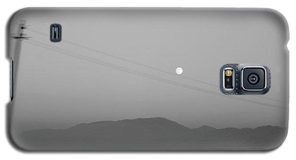 Follow The Moon Galaxy S5 Case