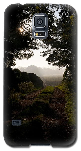 Galaxy S5 Case featuring the photograph Follow The Path by David Isaacson