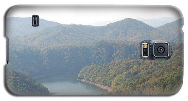 Fontana Lake Fall View Galaxy S5 Case