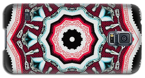 Food Mixer Mandala Galaxy S5 Case by Andy Prendy