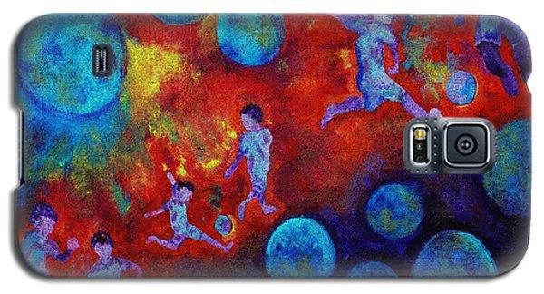 Football Dreams Galaxy S5 Case