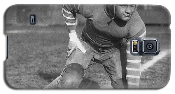 Football Fullback Player Galaxy S5 Case