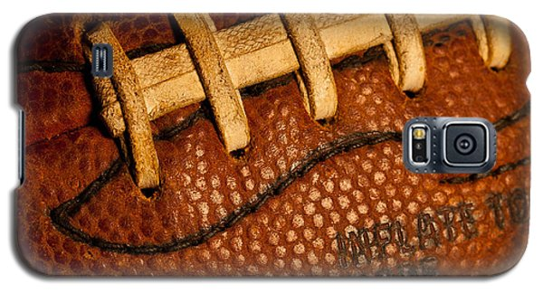 Football Laces Galaxy S5 Case
