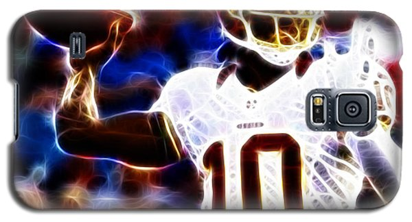 Football - Rg3 - Robert Griffin IIi Galaxy S5 Case by Paul Ward