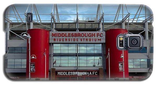 Football Stadium - Middlesbrough Galaxy S5 Case