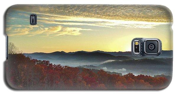 Monday Sunrise Blogging 100906 >> Jennifer Ludlum Galaxy S5 Cases