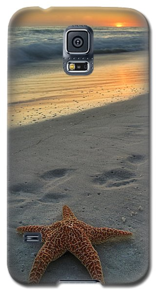 Footsteps Galaxy S5 Case