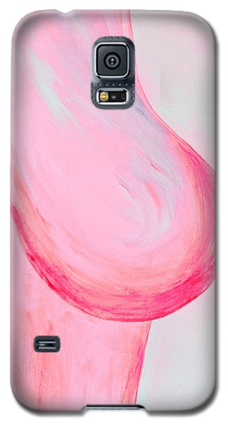 For Breast Cancer Awareness Galaxy S5 Case