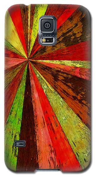 Galaxy S5 Case featuring the digital art For Heather by Matt Lindley