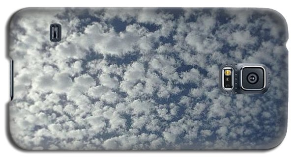 Motivational Galaxy S5 Case - For Some People The #sky Is The Limit by Julian Tirazona