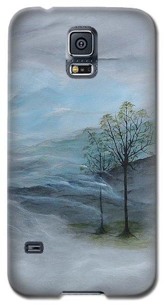 Galaxy S5 Case featuring the painting For You Son by Tamara Bettencourt
