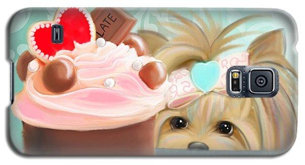 Forbidden Cupcake Galaxy S5 Case