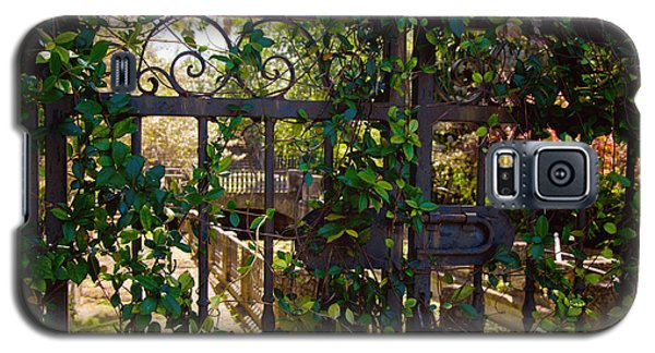Forbidden Garden Galaxy S5 Case