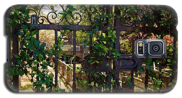 Forbidden Garden Galaxy S5 Case