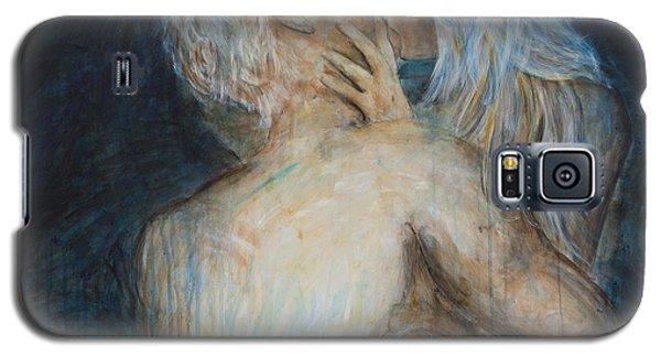 Forbidden Love - Erotica Galaxy S5 Case