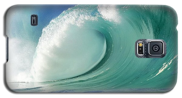 Force Of Nature Galaxy S5 Case by Paul Topp