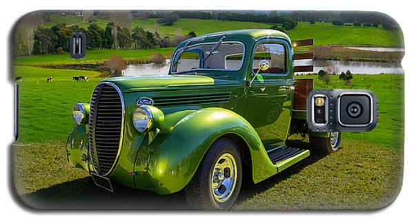 Ford Barrel Nose Pickup Galaxy S5 Case by Keith Hawley