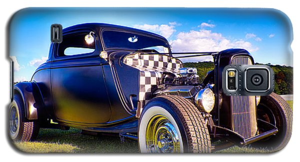 Ford Coupe Hot Rod Galaxy S5 Case